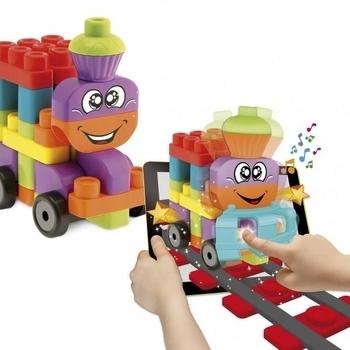 Конструктор Chicco Транспортные средства, 40 блоков Chicco