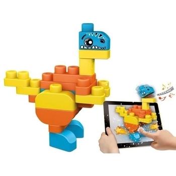 Конструктор Chicco Динозаврики, 30 блоков Chicco