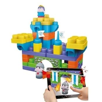Конструктор Chicco Королевский замок, 70 блоков Chicco
