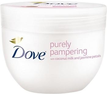 Крем для лица и тела Dove Кокосовое молочко и лепестки жасмина, 150 мл Dove
