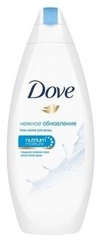 Гель-скраб для душа Dove Нежное обновление, 250 мл Dove