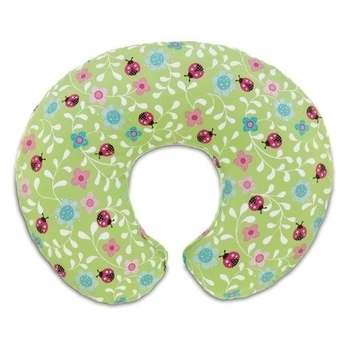 chicco Подушка для кормления Chicco Boppy Pillow, зеленый 79902.37
