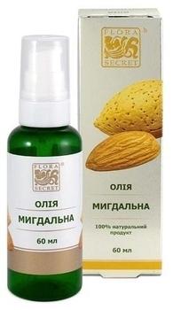 Растительное масло Flora Secret Миндальное, 60 мл Flora Secret