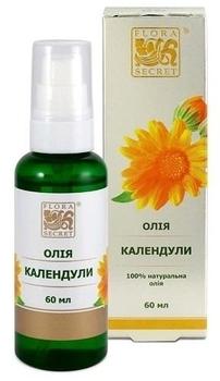 Растительное масло Flora Secret Календулы, 60 мл Flora Secret