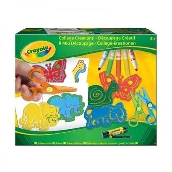 Набор для творчества Crayola Коллаж (04-1022) Crayola