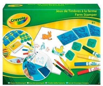 Набор для творчества Crayola Ферма (04-2019) Crayola