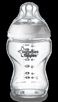 Бутылочка стеклянная Tommee Tippee, 250 мл Tommee Tippee