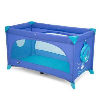 Купить:  Кроватка-манеж Chicco Easy Sleep, фиолетовый Chicco