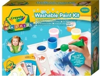 Набор для творчества Crayola Рисуем красками (81-8112) Crayola