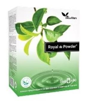 Стиральный порошок De La Mark Royal Powder Universal, 3 кг De La Mark