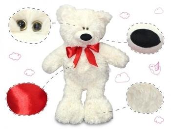 Купить:  Мягкая игрушка Pink Elephant Медвеженок Бо Pink Elephant