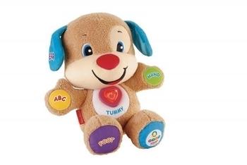 Развивающая игрушка Fisher-Price Умный щенок с технологией Smart Stages (украинский) Fisher-Price