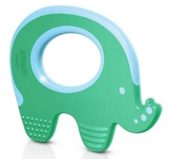 Прорезыватель для зубов Philips AVENT Слоник (SCF199/00) Philips AVENT