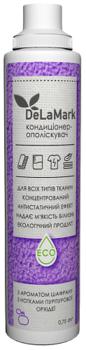 Кондиционер-ополаскиватель De La Mark с ароматом шафрана и пурпурной орхидеи, 750 мл De La Mark