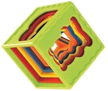 Купить:  Пирамидка BeBeLino Кубики BeBeLino