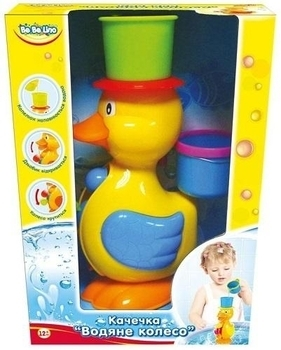 Водяное колесо BeBeLino Уточка зеленая шляпа BeBeLino