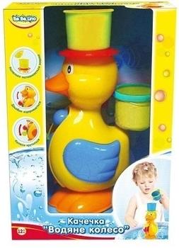 Водяное колесо BeBeLino Уточка желтая шляпа BeBeLino