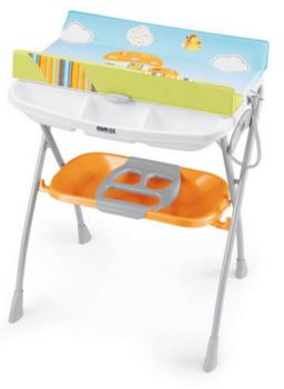 Пеленальный столик CAM Volare, оранжевый CAM