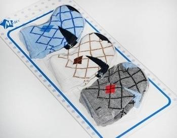 Набор носков для мальчика Melix, ластик, р.6-8, 3 пары (91581-3) Melix