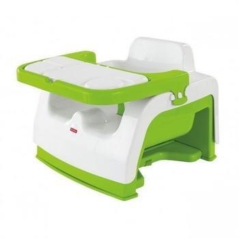 Портативный стульчик для кормления Fisher-Price Растем вместе Fisher-Price