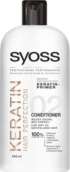 Бальзам Syoss Keratin Hair Perfection, 500 мл
