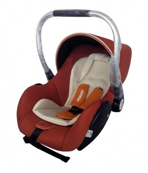 Автокресло Babyhit Primary Red grey
