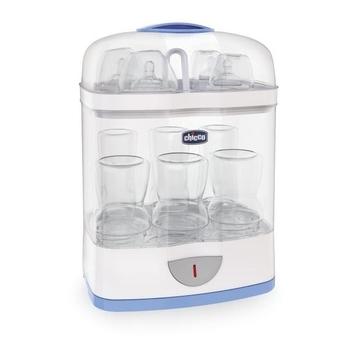 Стерилизатор электрический для бутылочек с детским питанием  Chicco 2в1 Chicco