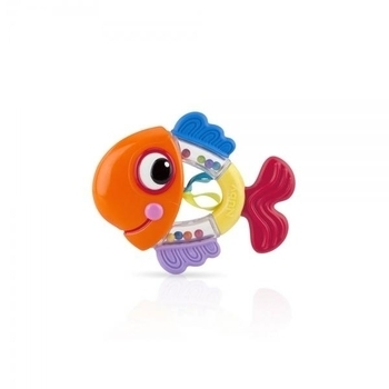 Купить со скидкой Игрушка-прорезыватель Nuby Рыбка (686fish)