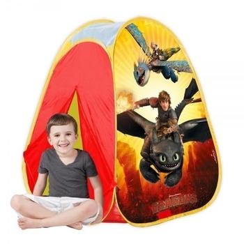 Детская палатка John Как приручить дракона John