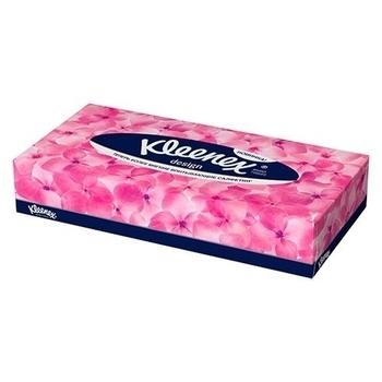 Салфетки Kleenex Design в коробке, 70 шт. Kleenex