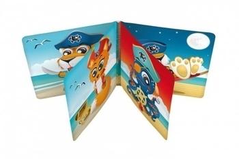 Мягкая книжка с пищалкой Canpol babies, пираты (2/803) Canpol babies