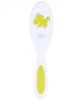 Мягкая щетка для волос + гребешок Canpol babies, лошадка (2/417) Canpol babies