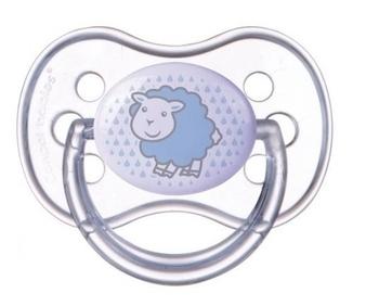 Силиконовая круглая пустышка Canpol Babies Барашек (от 0 мес.) (22/516) Canpol babies