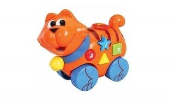 Музыкальная игрушка Navystar Дружелюбные животные, Кот (65039-E) Navystar