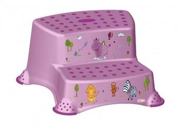 Подставка ОКT kids Hippo, лиловый (OKT. 1544) ОКT kids