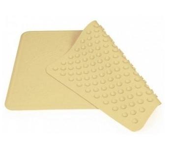 Противоскользящий коврик Canpol в ванну большой, 34х55 см, желтый (9/051) Canpol babies