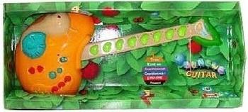 Музыкальная игрушка Potex Джунгли гитара Фасолька Potex