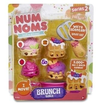 Игровой набор Num Noms S2 Ла-ла-ланч Num Noms
