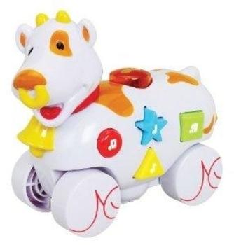 Музыкальная игрушка Navystar Дружелюбные животные, Корова (65039-E) Navystar