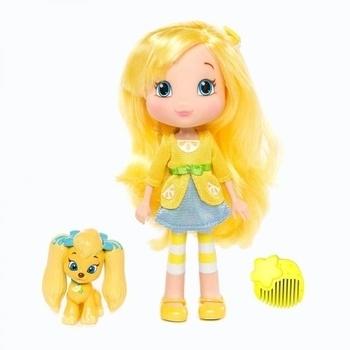 Кукла Шарлотта Земляничка - Лимона, 15 см (12232N)