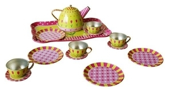 Детская посуда Bino Чайный сервиз Bino