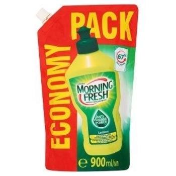 Жидкость для мытья посуды Morning Fresh Лимон Refil, 900 мл Morning Fresh