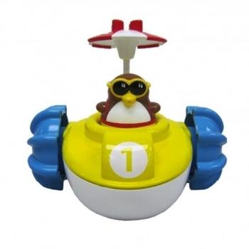 Игровой набор для ванной Water Fun Пингвинчик на водном велосипеде Water Fun