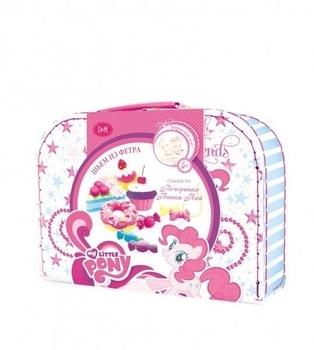 Набор Шьем сладости из фетра D&M My Little Pony Вечеринка Пинки Пай D&M
