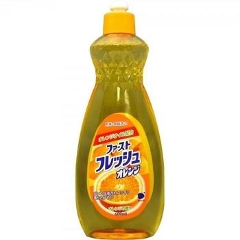 daiichi Гель для мытья посуды Daiichi Свежий апельсин, 600 мл