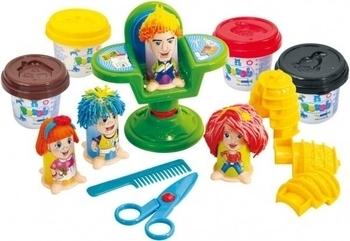 Набор для лепки PlayGo Парикмахерская PlayGo