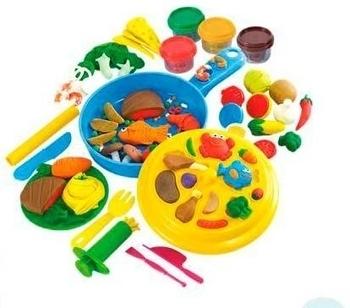 Набор для лепки PlayGo Шеф-повар PlayGo