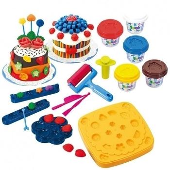 Набор для лепки PlayGo Мастерская тортов PlayGo