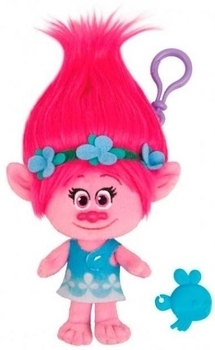 Мягкая игрушка с клипсой Trolls Розочка (Мачок) (6202A) Trolls
