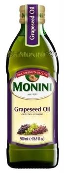Масло Monini из виноградных косточек, 500 мл Monini